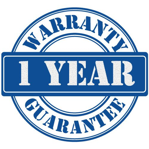 Adendorff 1 Year Guarantee