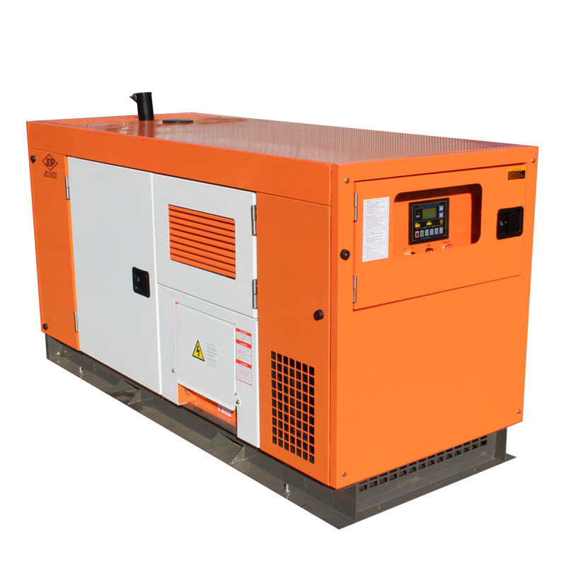 Mac Afric 50 Kva 40 Kw Standby Silent Diesel Generator With Ats 380v Adendorff Machinery Mart