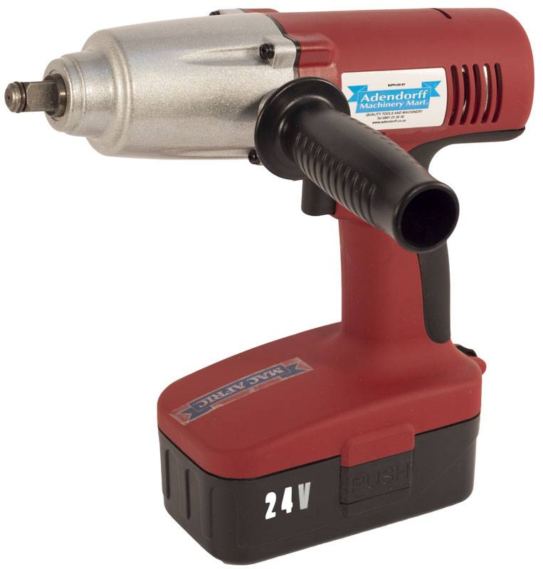 MAC AFRIC 1 2 Cordless Impact Wrench 24V