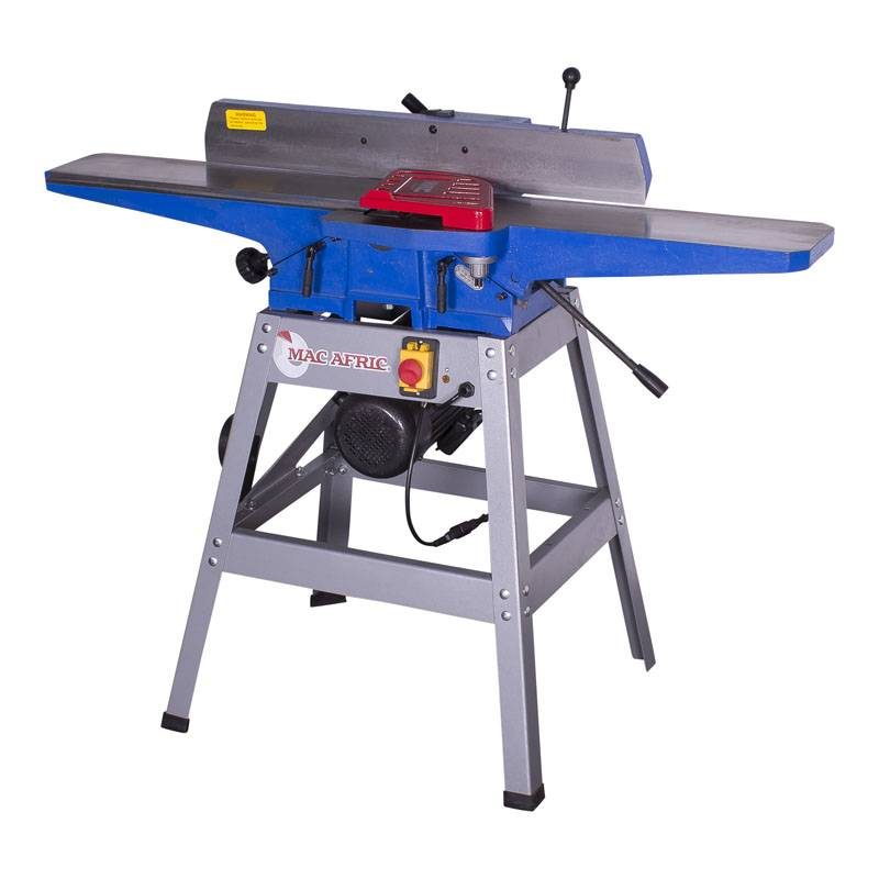 table jointer. mac afric 150 mm wood jointer table