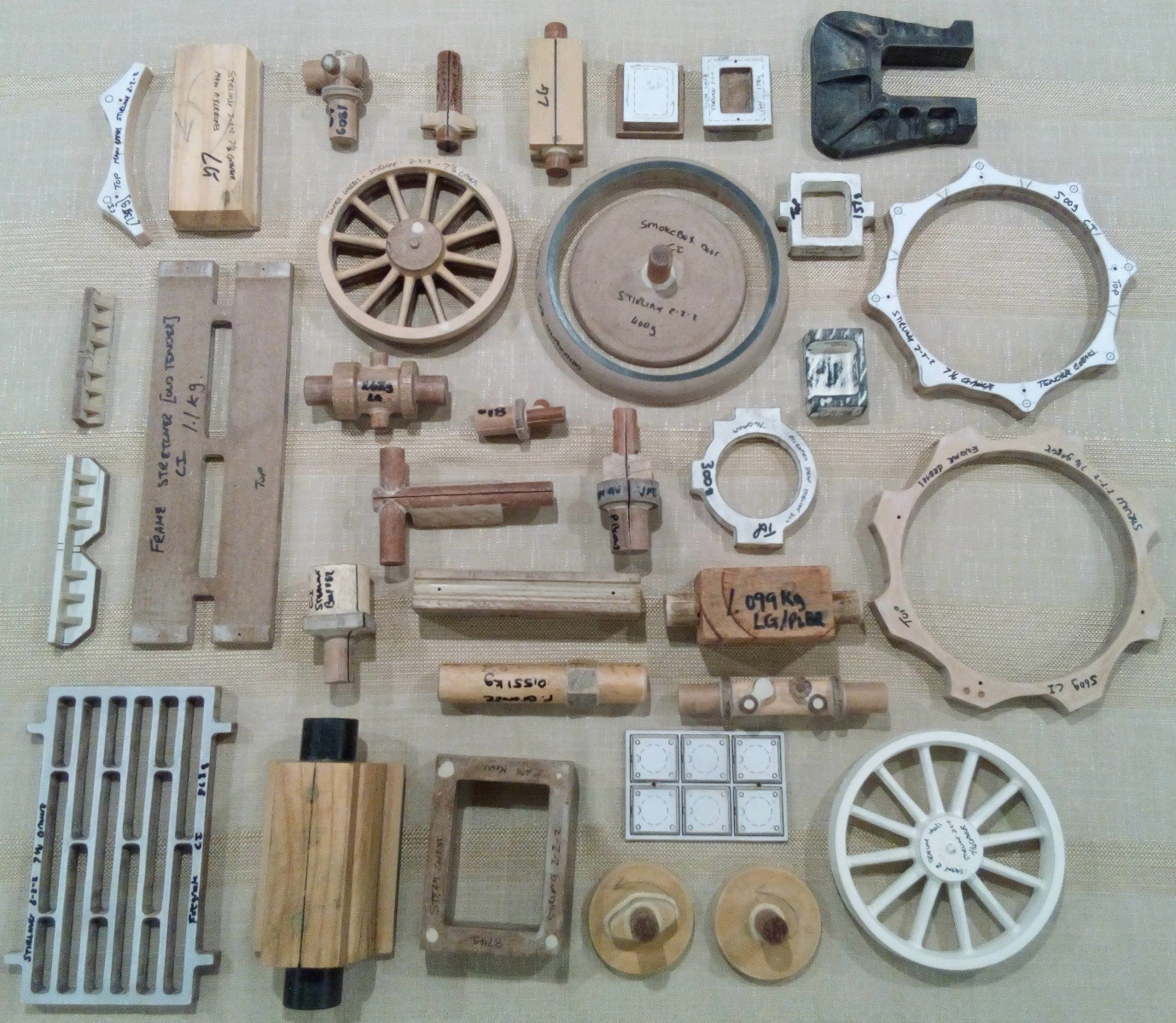 Adendorff Machinery Mart Quality Tools Steven Mark Diagram For Wiring Pattern Making Casting