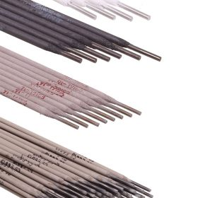 Welding Rods covered with welding flux